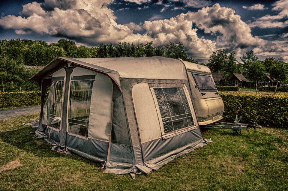 Campingvognen